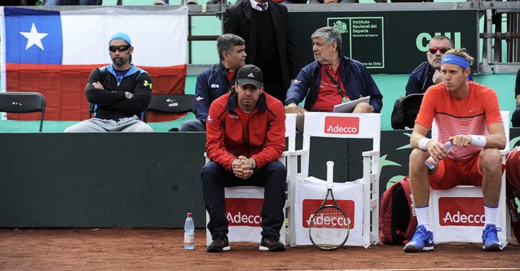 Copa Davis día Sábado
