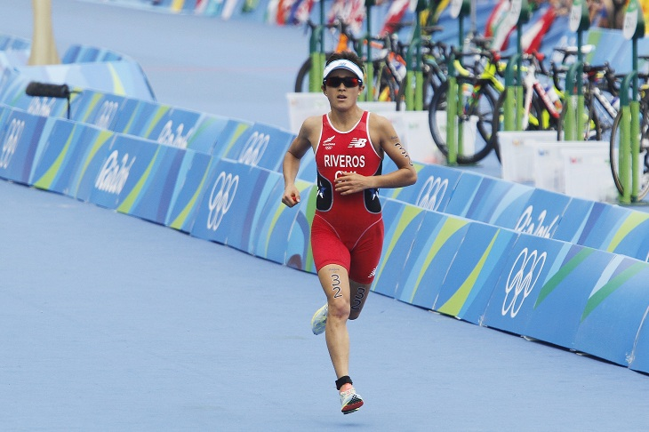 Barbara Riveros/ Triatlon/ JJ.OO Rio 2016
