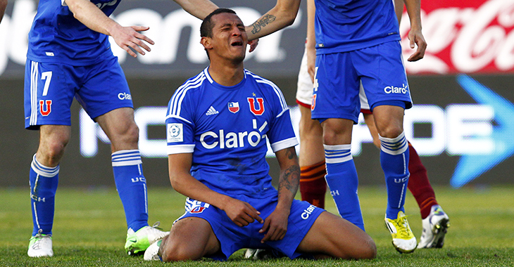 Universidad de Chile vs La Serena