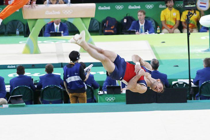Tomas Gonzalez/ Gimnasia / JJ.OO Rio 2016
