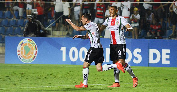 Flamengo_Palestino_CopaSudamericana