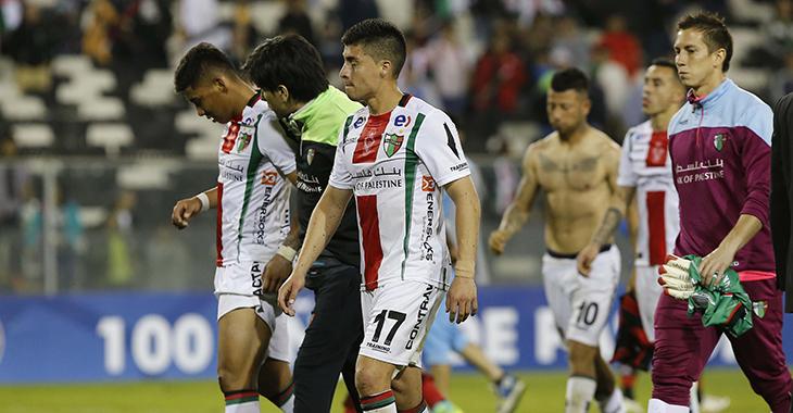 Palestino vs Flamengo Copa Sudamericana