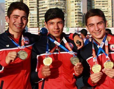 medallero_chile_juegosbolivarianos_iquique2016