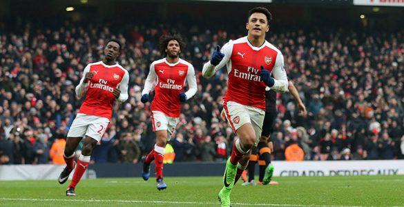 AlexisSanchez_Arsenal_Enero2017