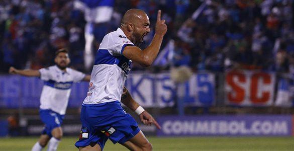 SantiagoSilva_UCatolica_Flamengo_CopaLibertadores