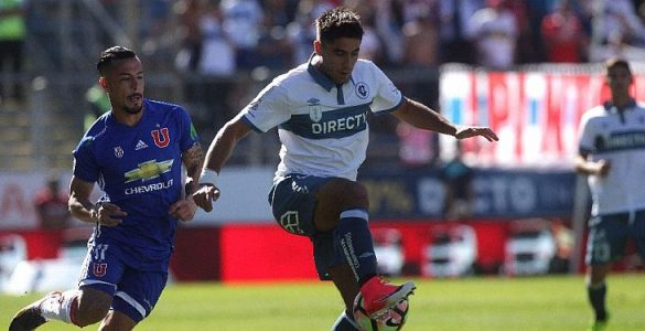 Universidad de Chile vs Uniersidad Católica