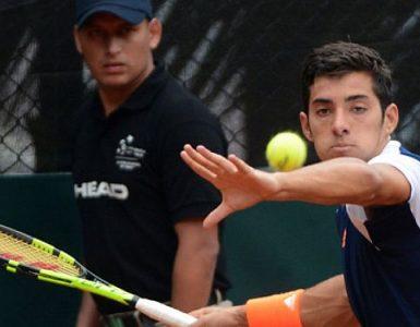 Copa Davis, Garin vs Giraldo