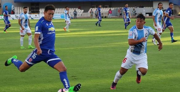 Universidad de Chile vs Antofagasta