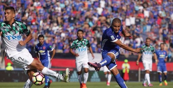 Universidad de Chile vs Wanderers