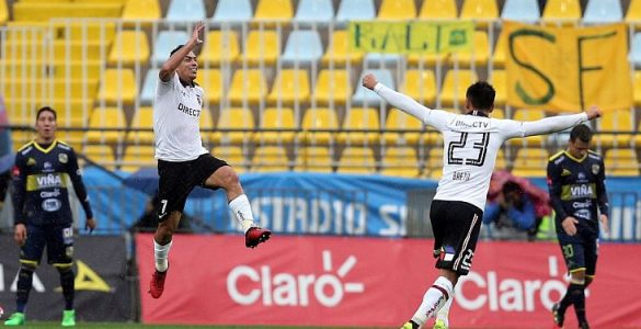 Colo Colo vs Everton