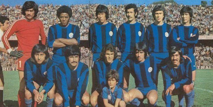 Jorge Wilstermann vs huachipato Copa Libertadores 1975