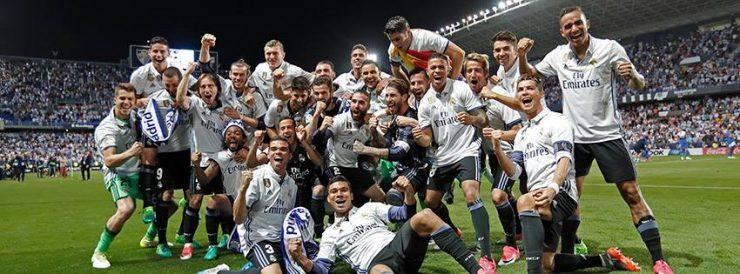 Cortesía del Fan Page oficial del Real Madrid.
