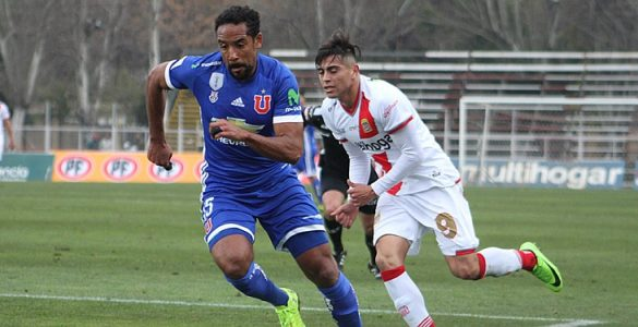 Universidad de Chile vs Curicó Unido