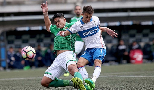 Audax Italiano vs Universidad Católica