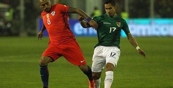 Bolivia vs Chile