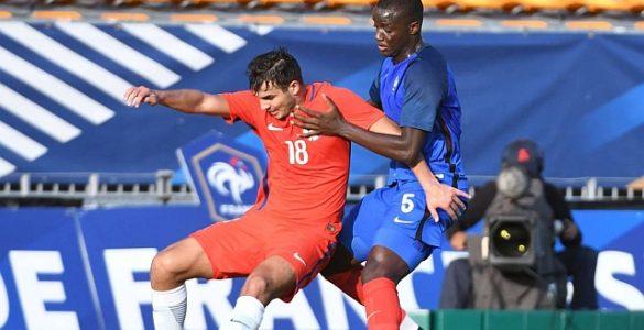 Chile vs Francia Sub 21