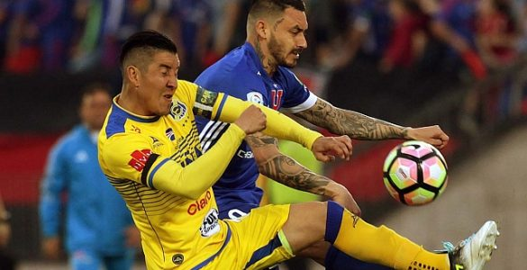 Universidad de Chile vs Everton